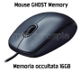 Mouse GHOST Memory 16GB